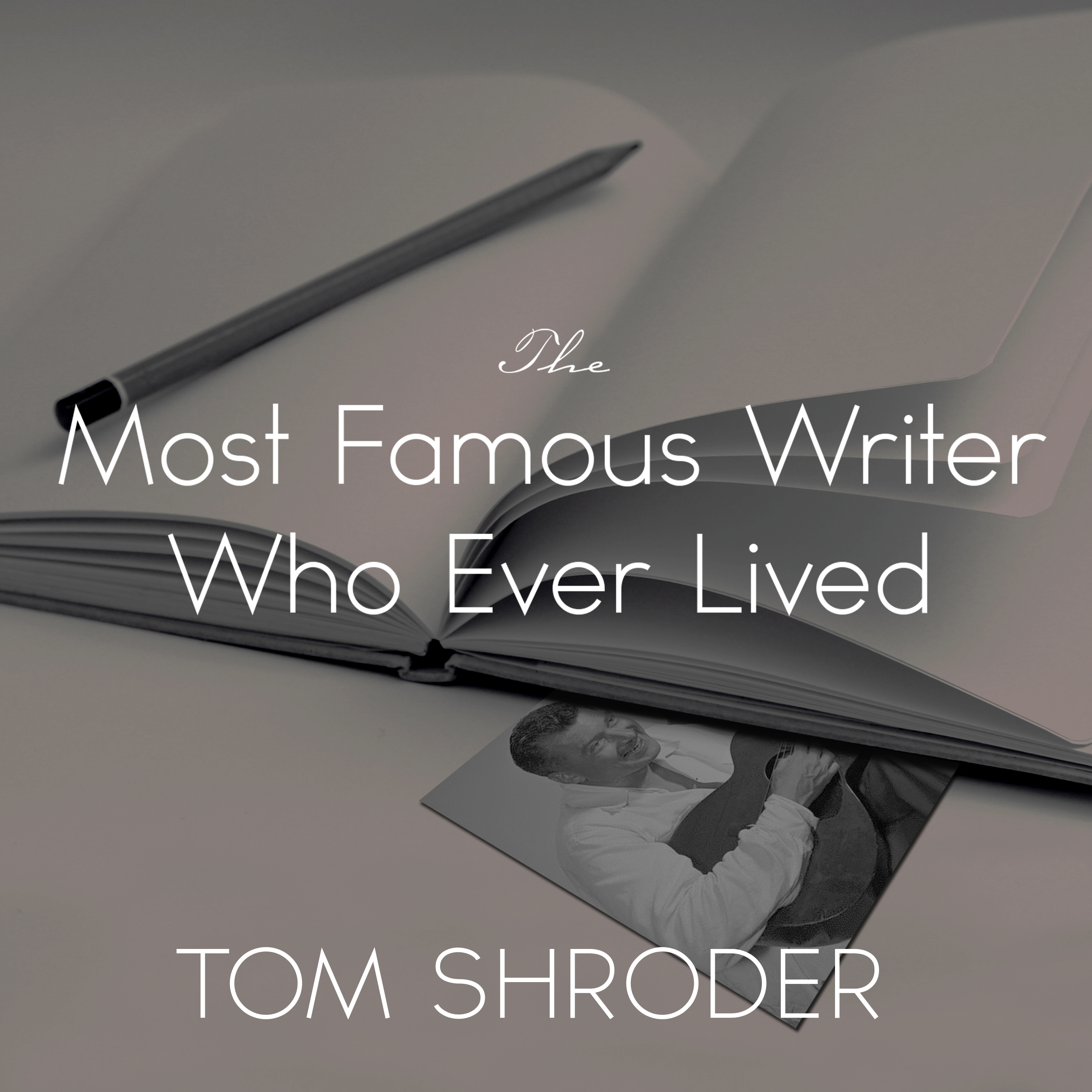 Printable The Most Famous Writer Who Ever Lived: A True Story of My Family Audiobook Cover Art