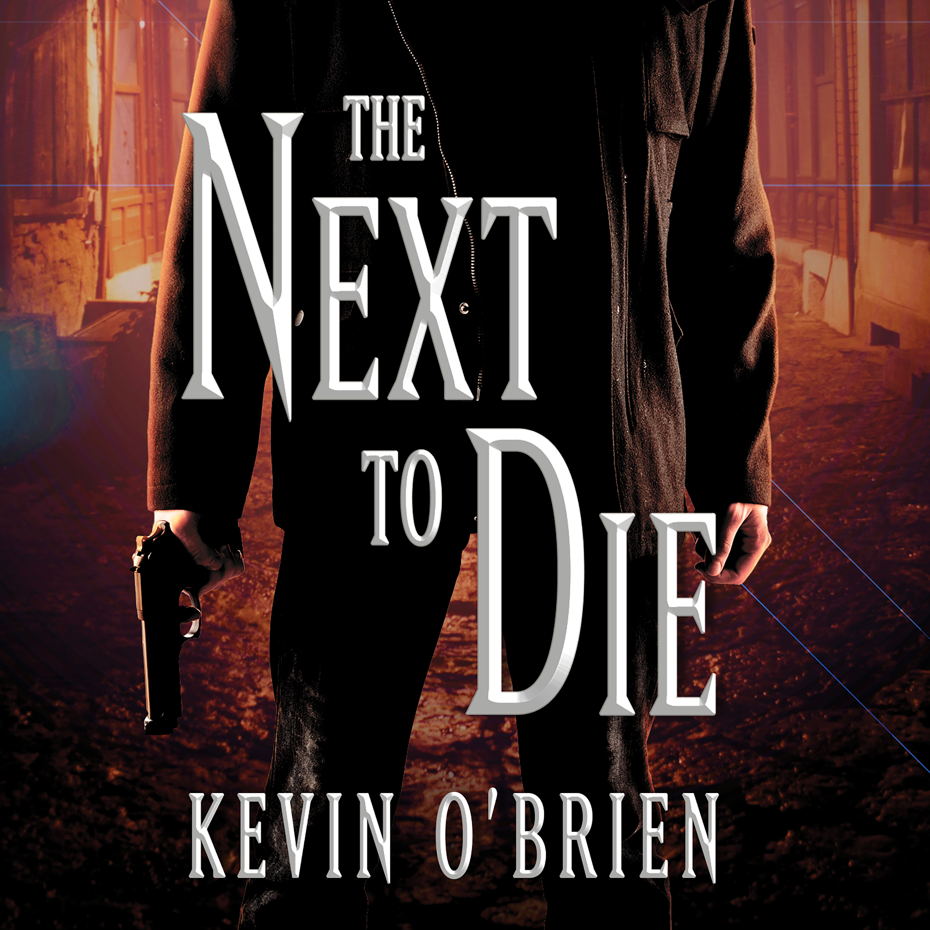 Printable The Next To Die Audiobook Cover Art