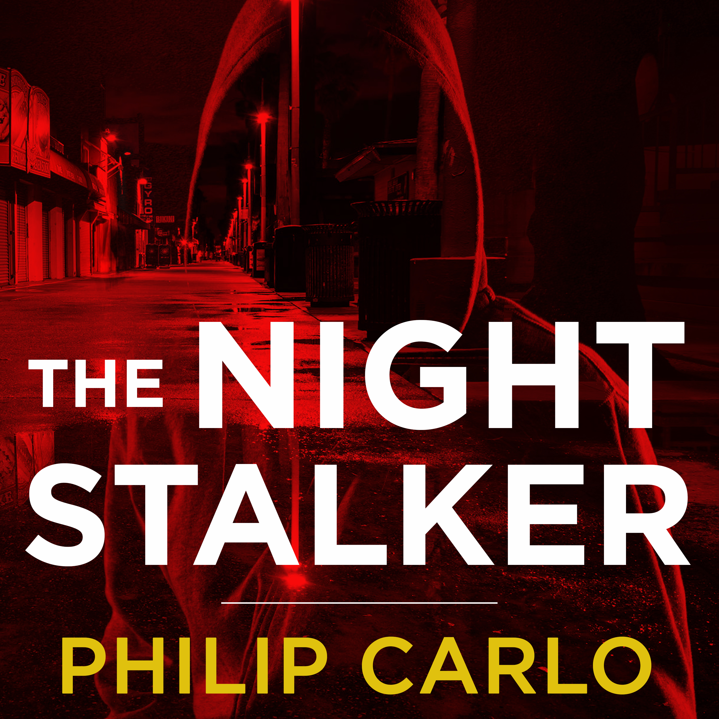 Printable The Night Stalker: The Life and Crimes of Richard Ramirez Audiobook Cover Art