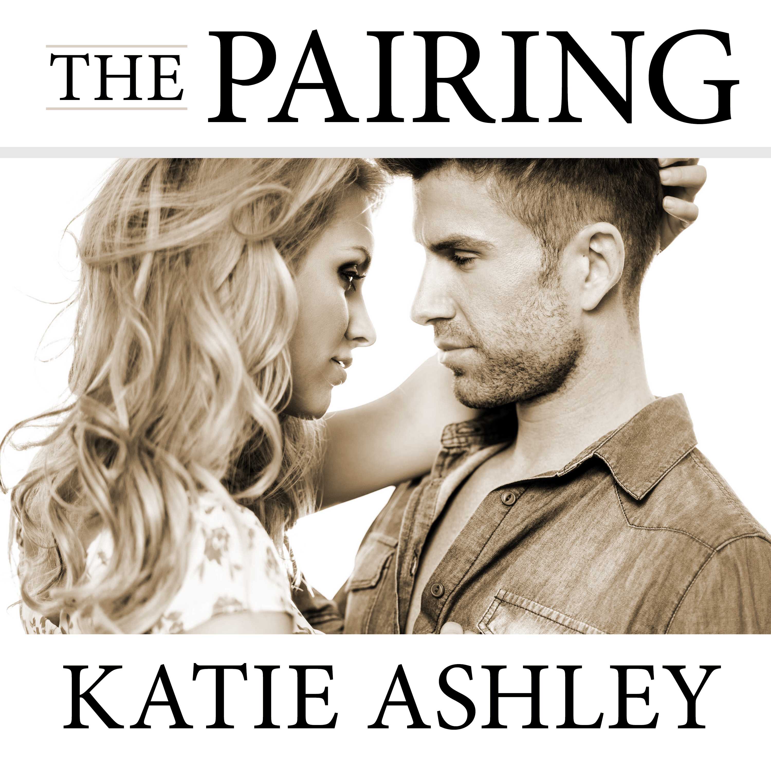Printable The Pairing Audiobook Cover Art