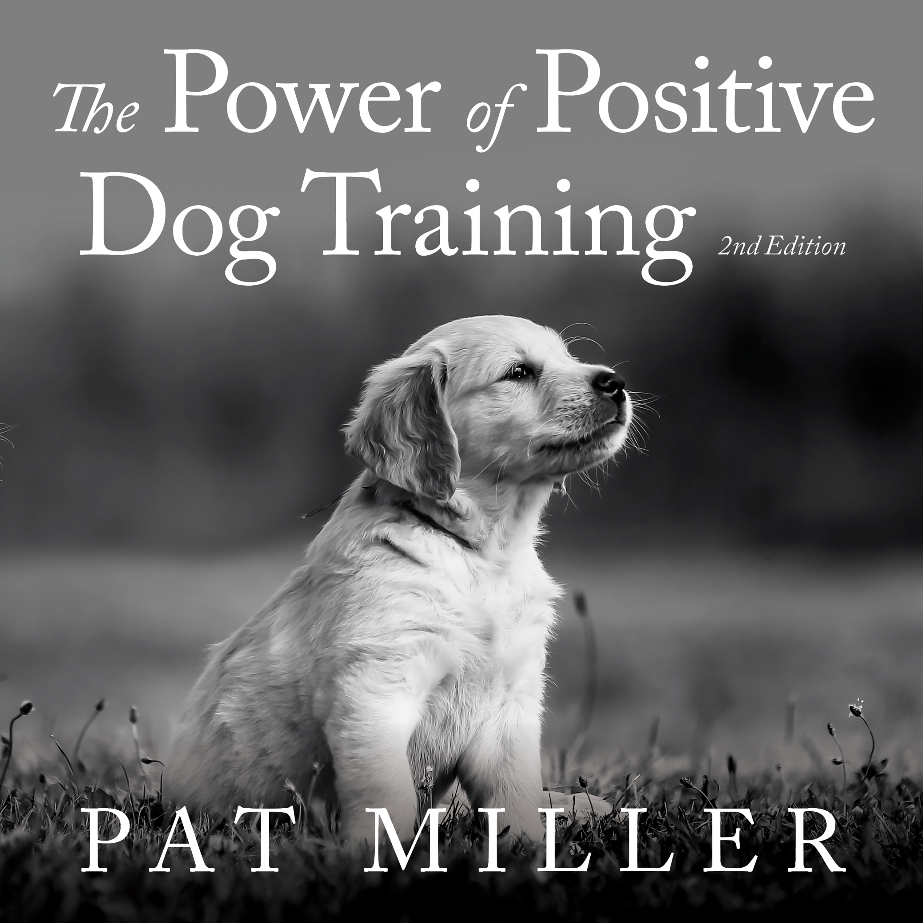 Printable The Power of Positive Dog Training Audiobook Cover Art
