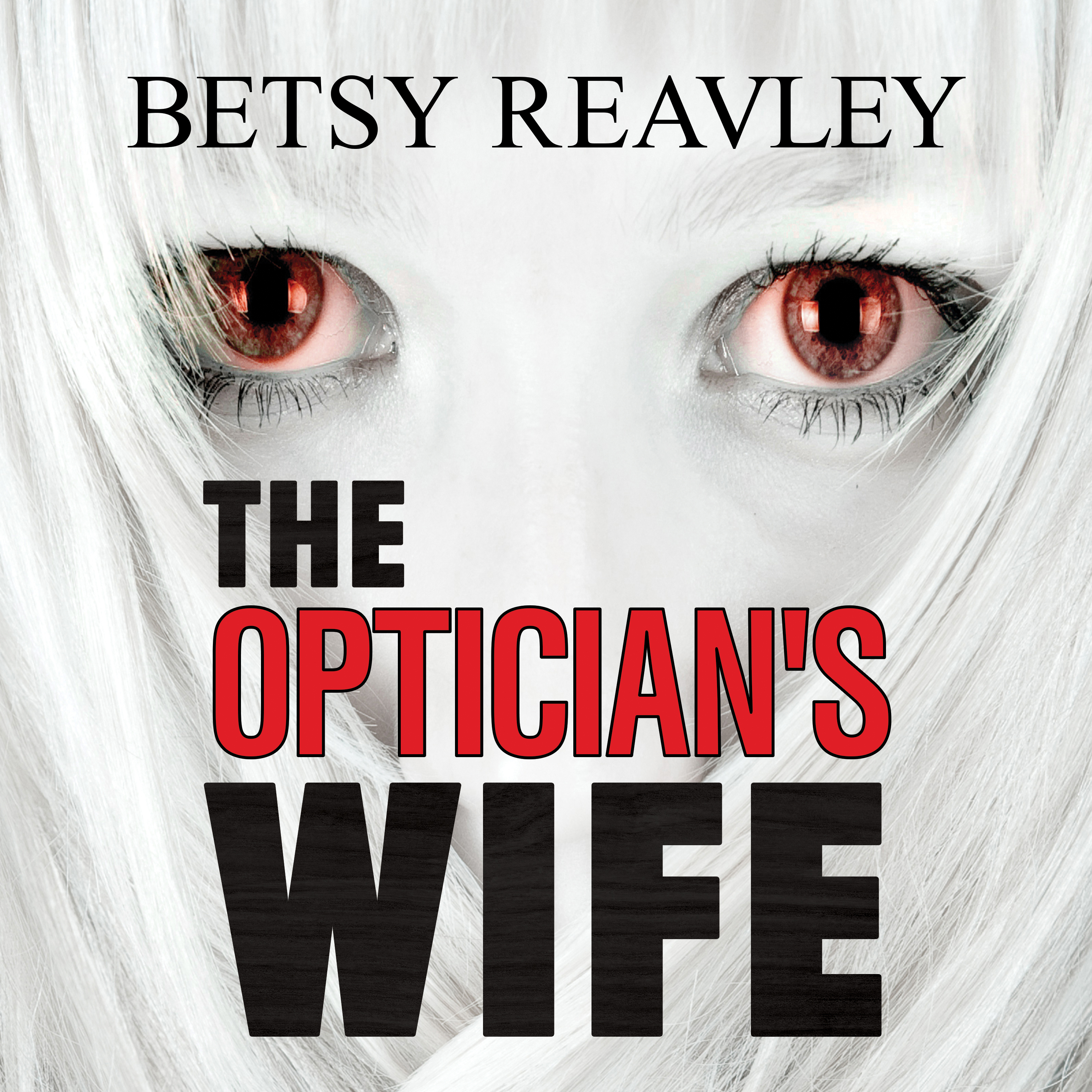 Printable The Optician's Wife Audiobook Cover Art