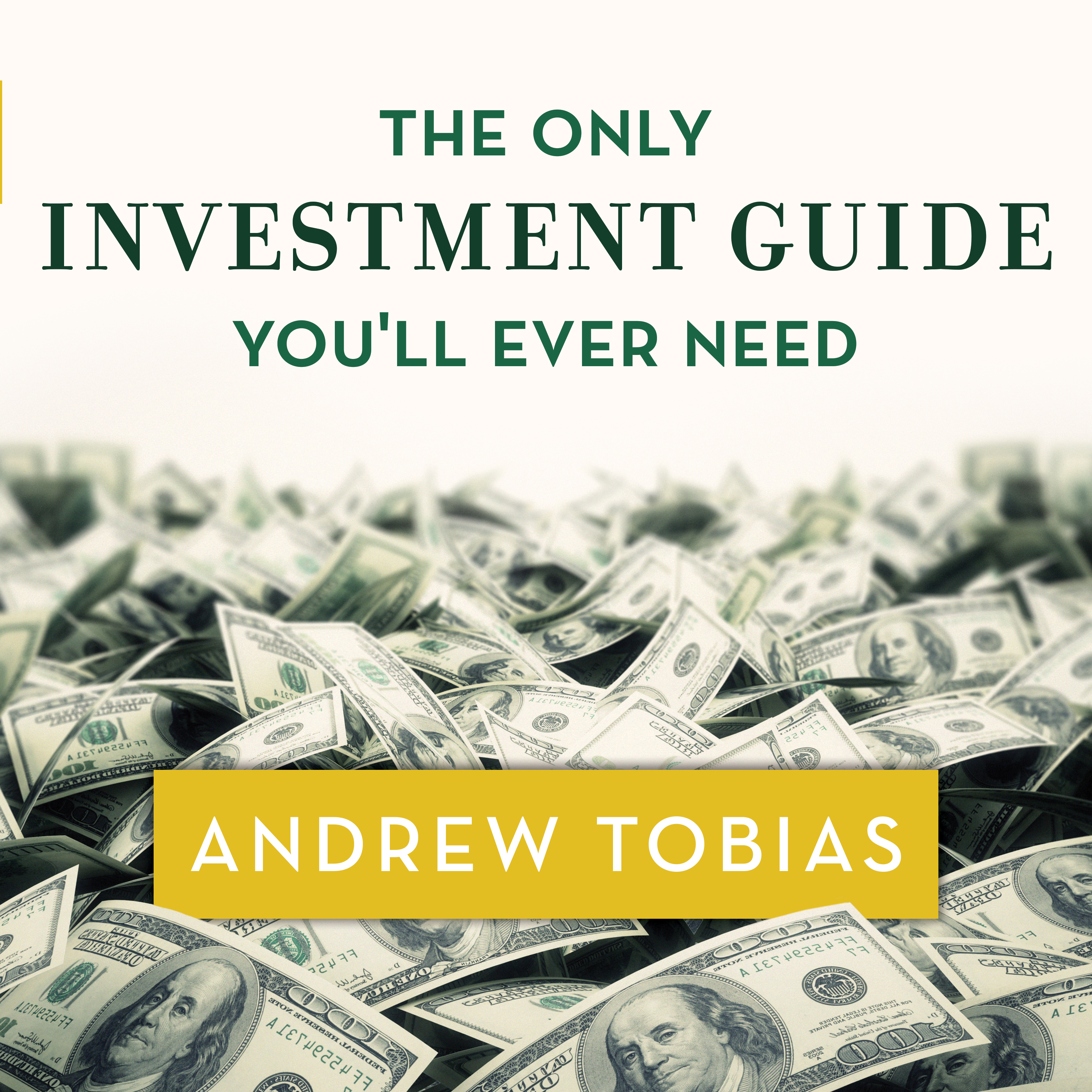 Printable The Only Investment Guide You'll Ever Need Audiobook Cover Art