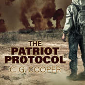 The Patriot Protocol Audiobook, by C. G. Cooper
