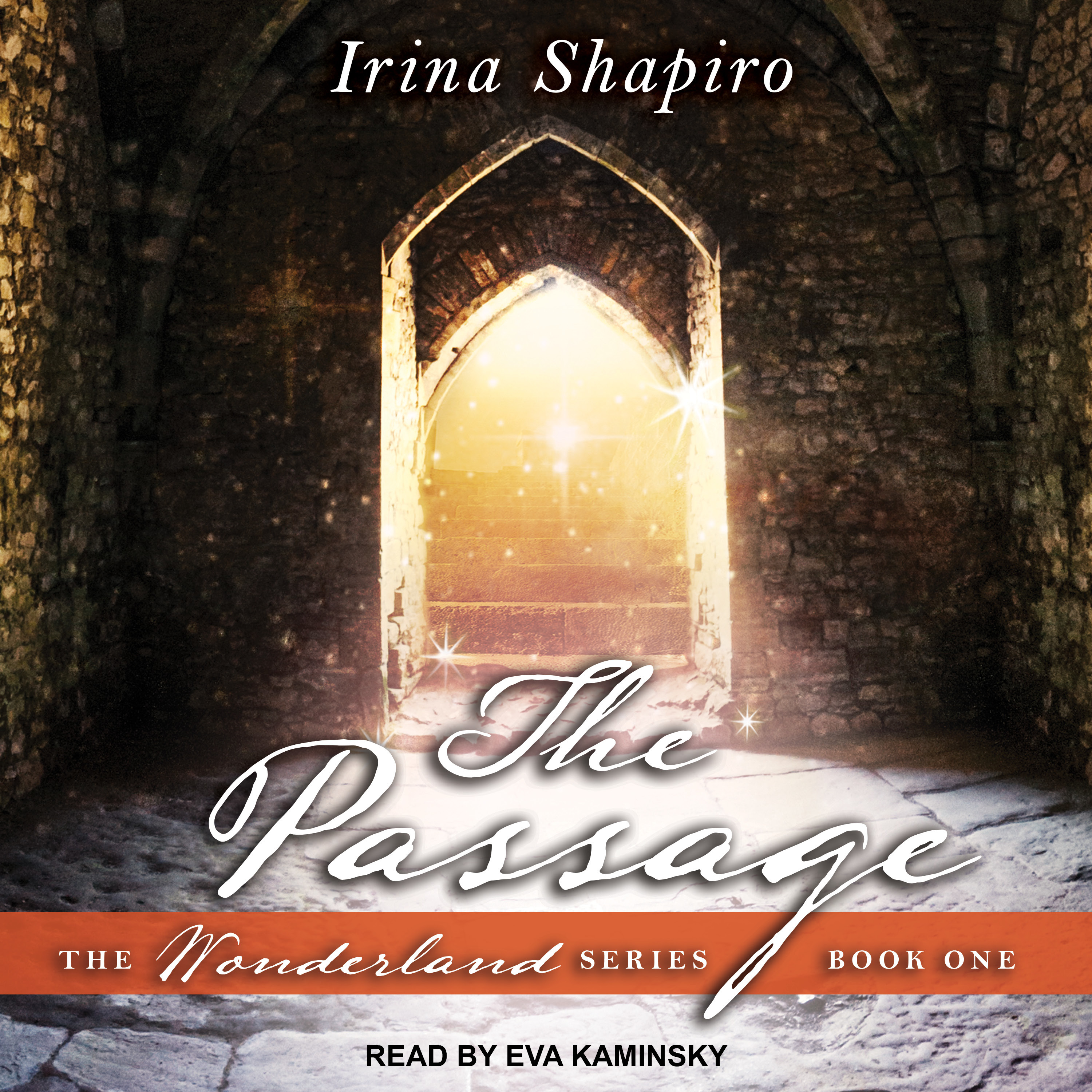 Printable The Passage Audiobook Cover Art