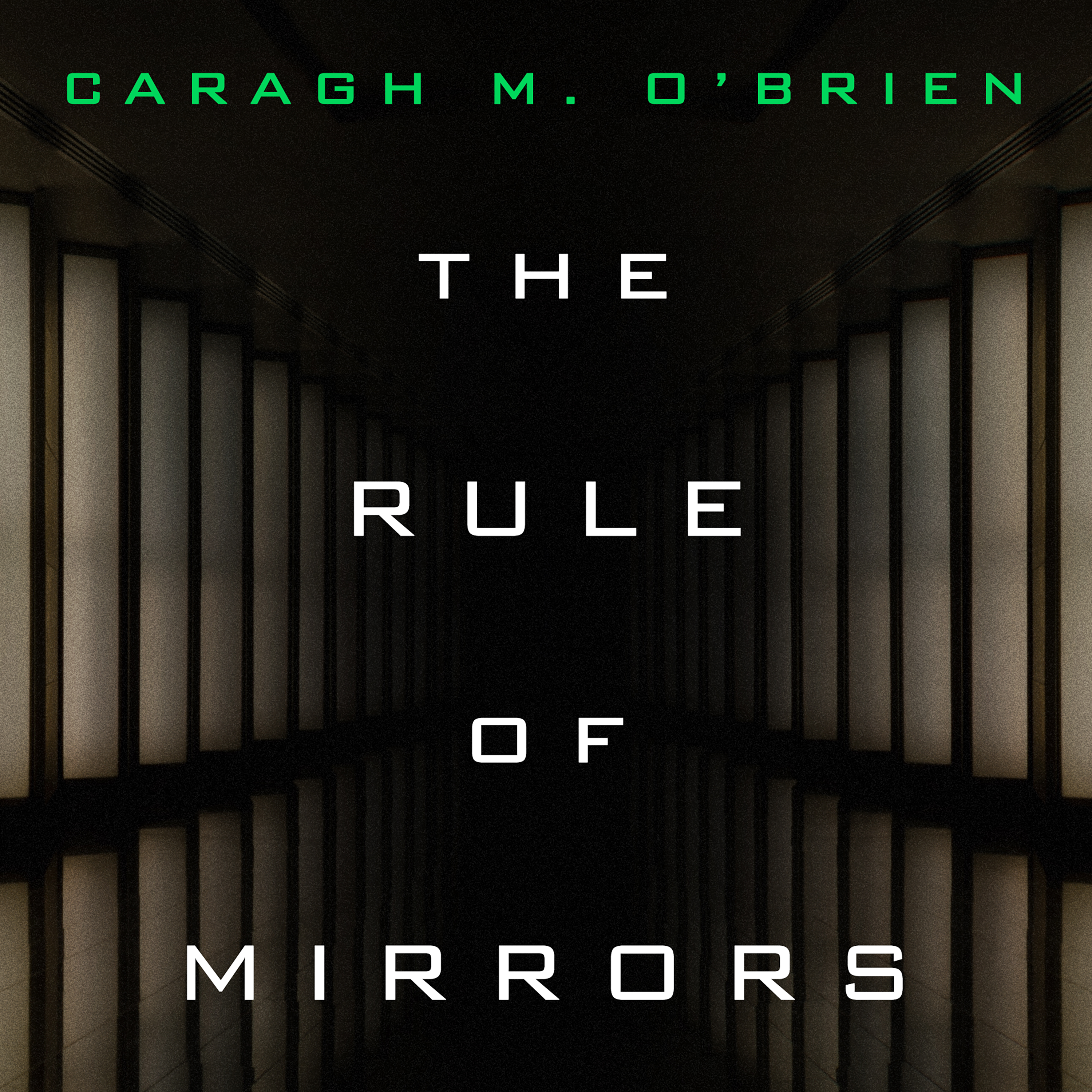 Printable The Rule of Mirrors Audiobook Cover Art