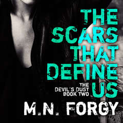The Scars That Define Us Audiobook, by M. N. Forgy