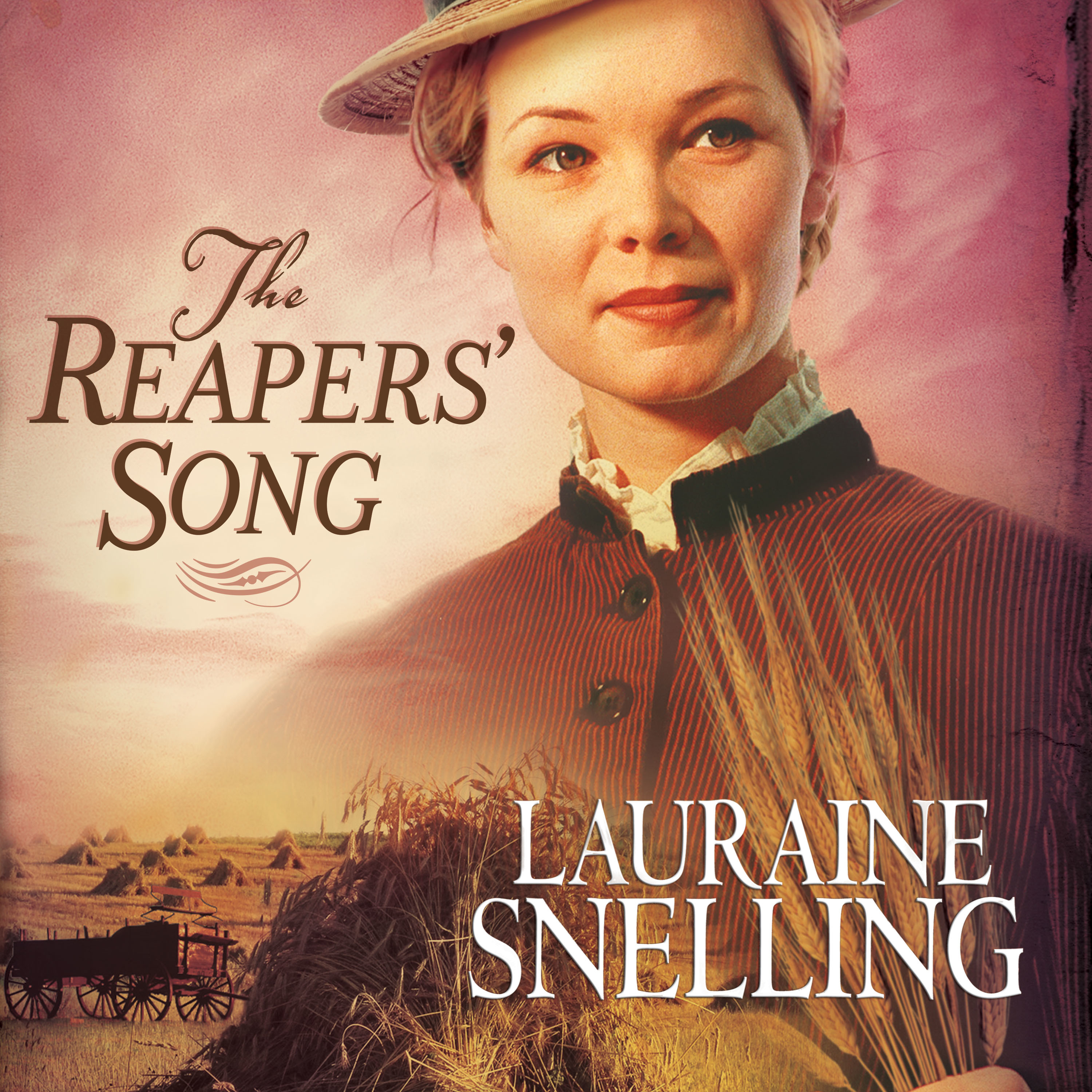 Printable The Reaper's Song Audiobook Cover Art
