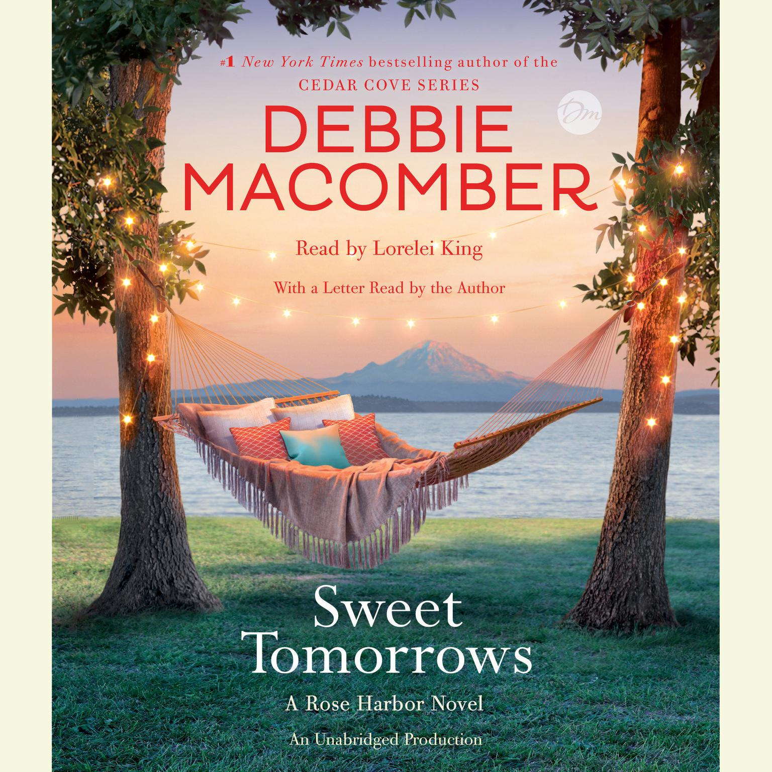 Printable Sweet Tomorrows: A Rose Harbor Novel Audiobook Cover Art