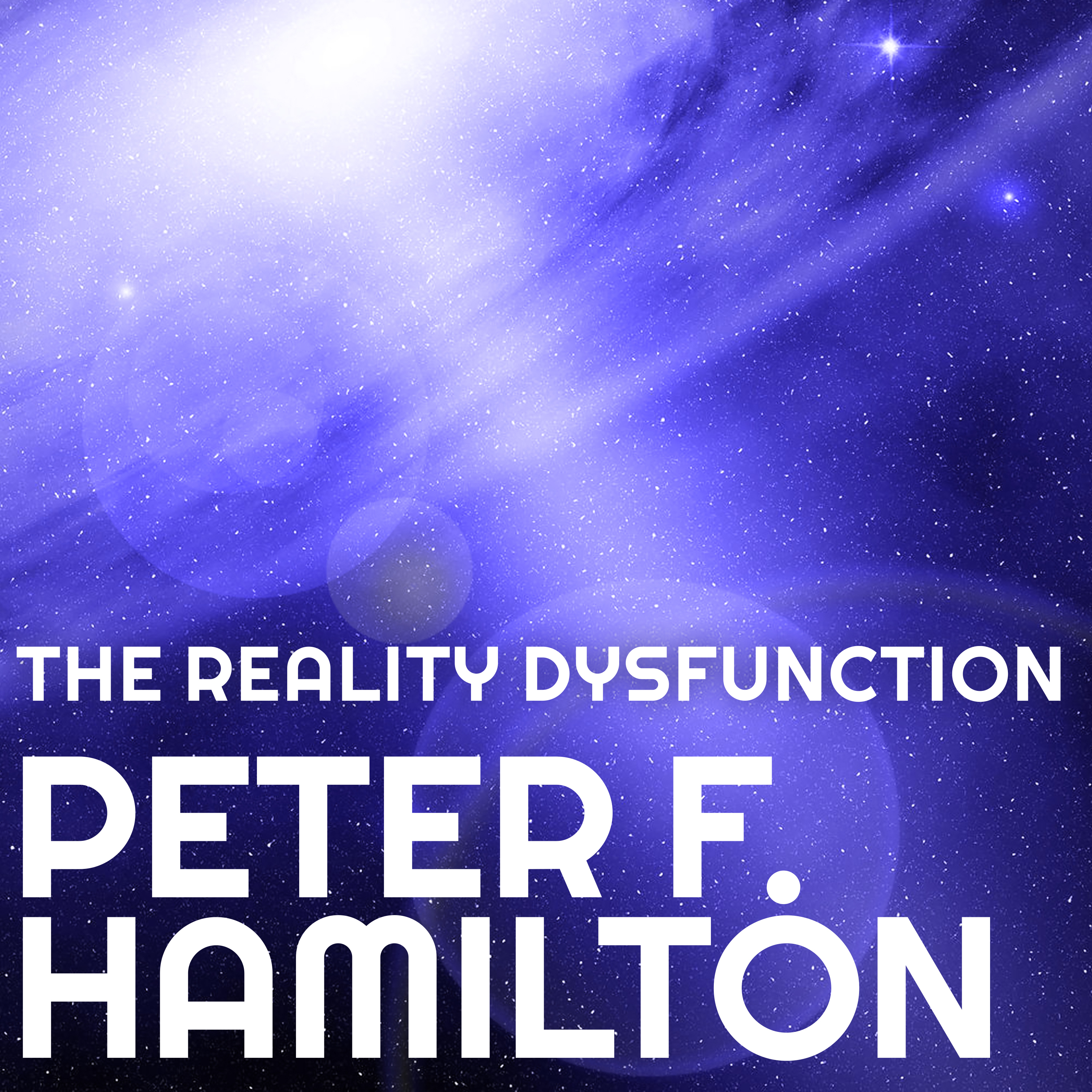 Printable The Reality Dysfunction Audiobook Cover Art