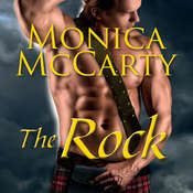 The Rock Audiobook, by Monica McCarty