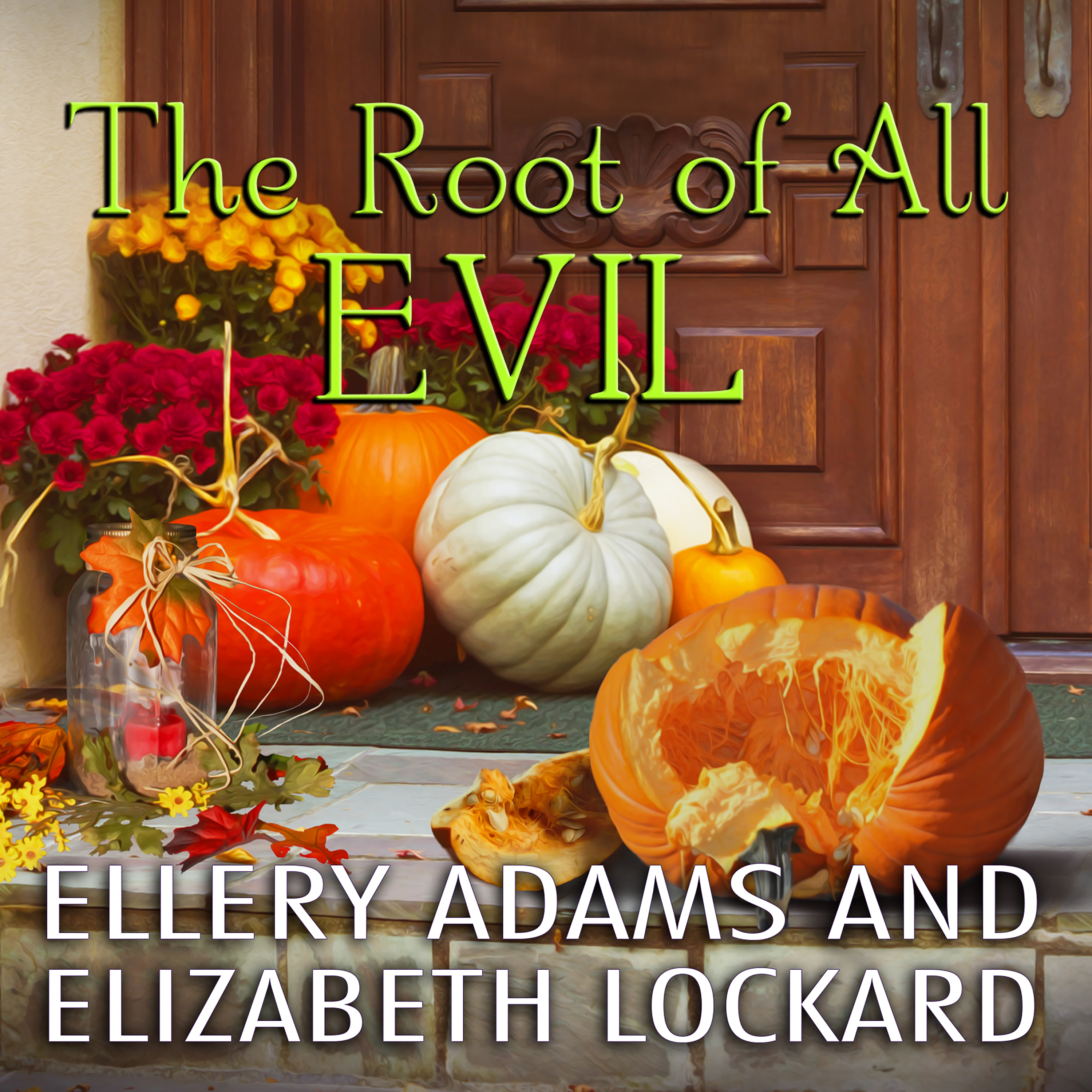 Printable The Root of  All Evil Audiobook Cover Art