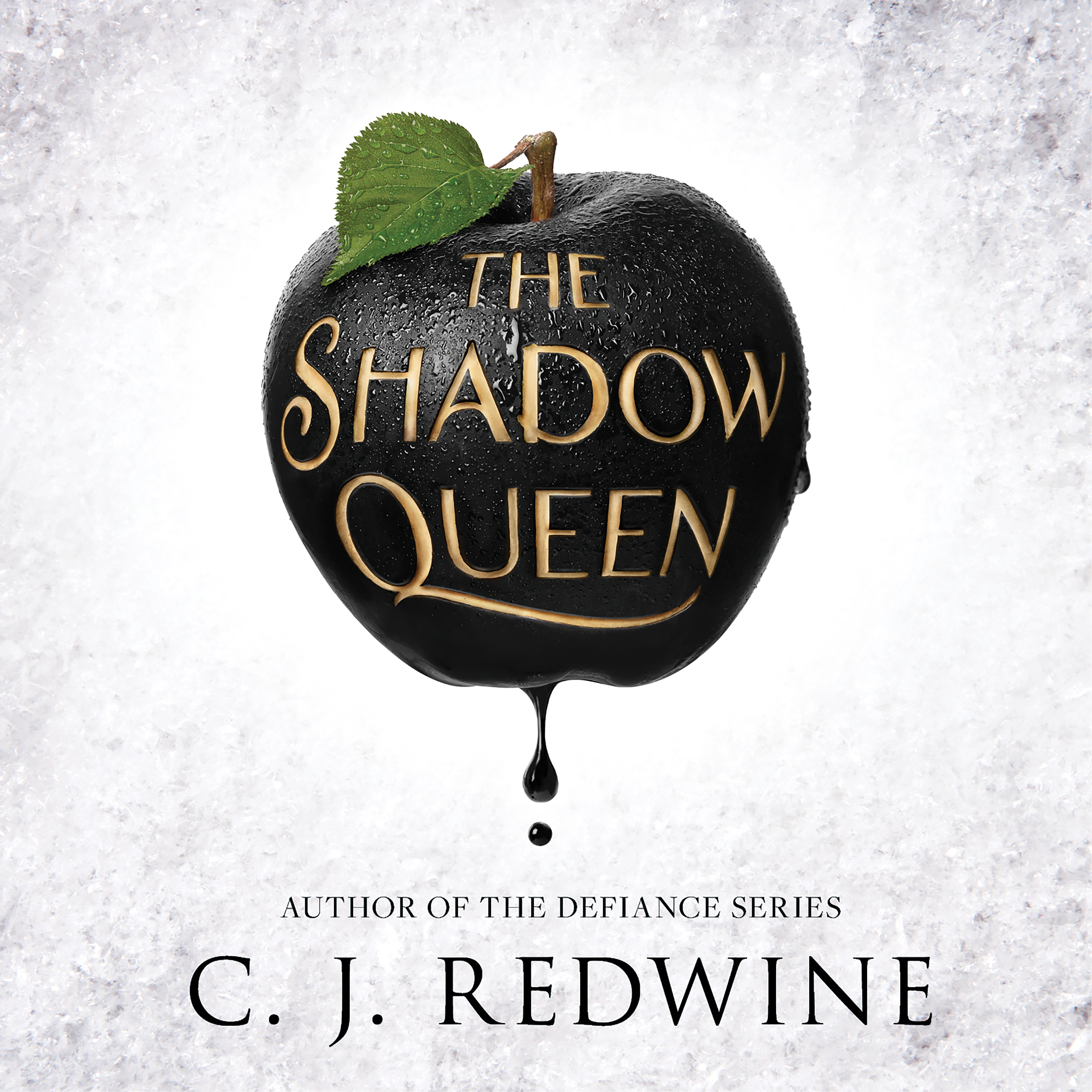 Printable The Shadow Queen Audiobook Cover Art