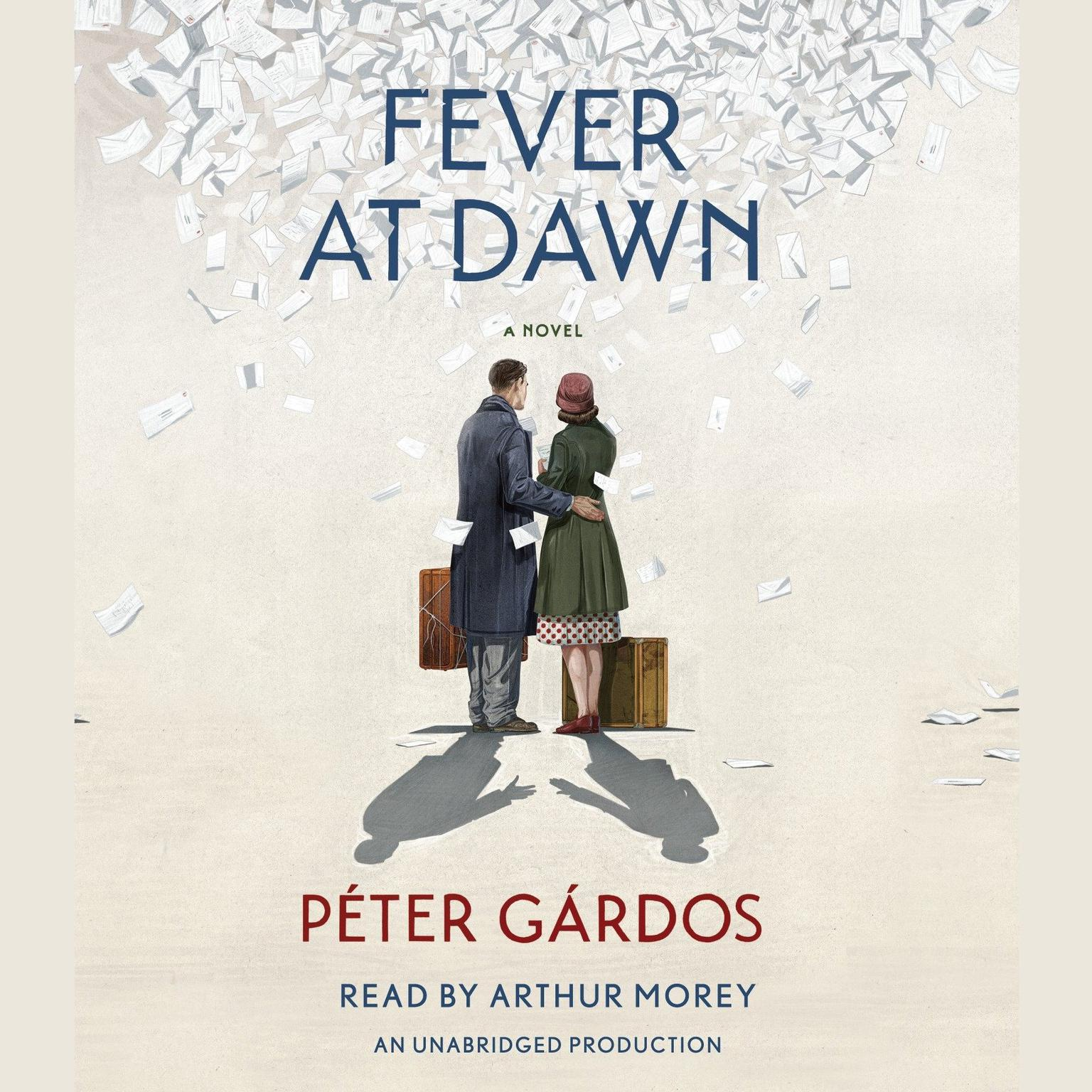 Printable Fever at Dawn Audiobook Cover Art