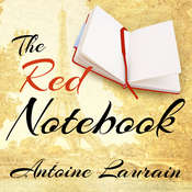 The Red Notebook Audiobook, by Antoine Laurain