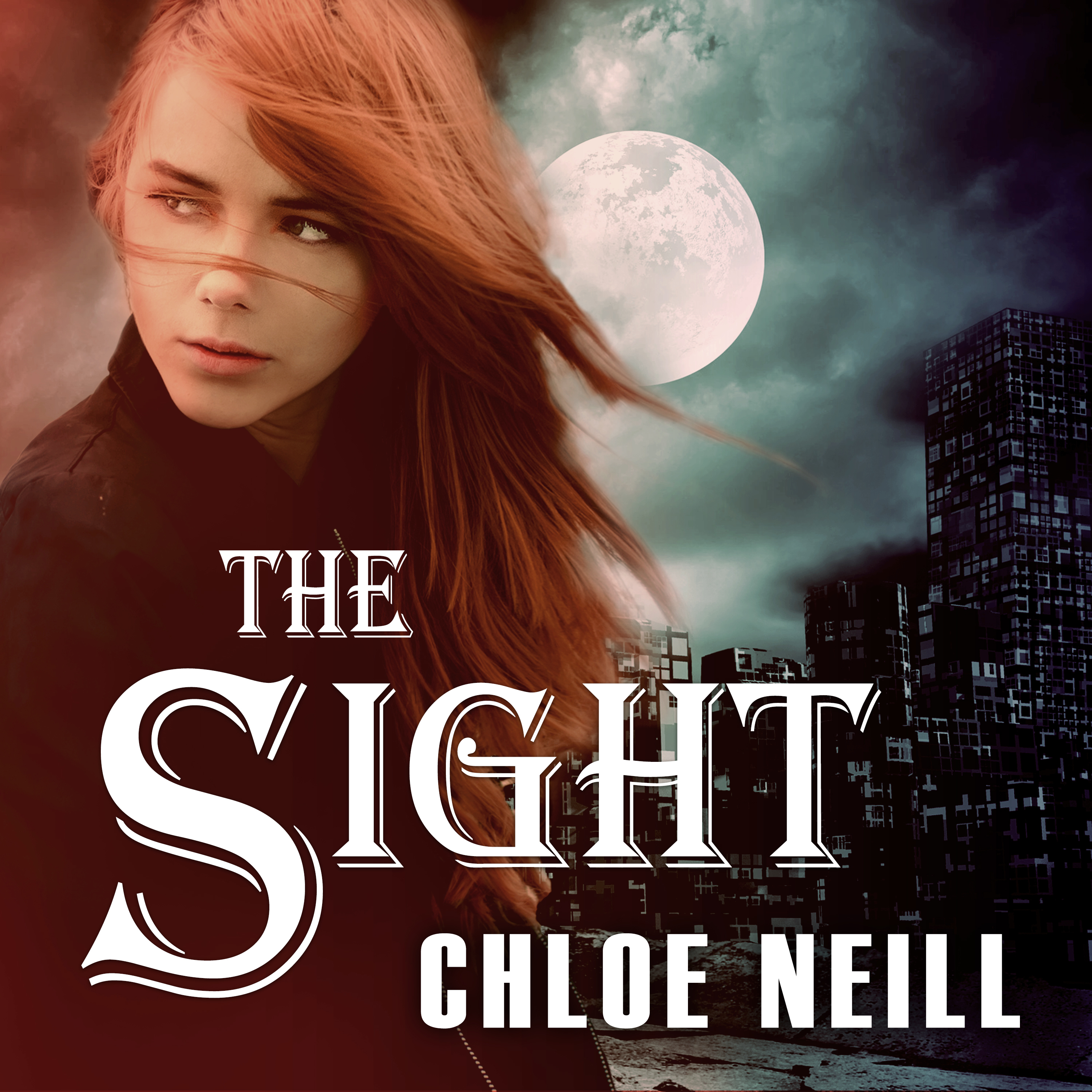 Printable The Sight Audiobook Cover Art