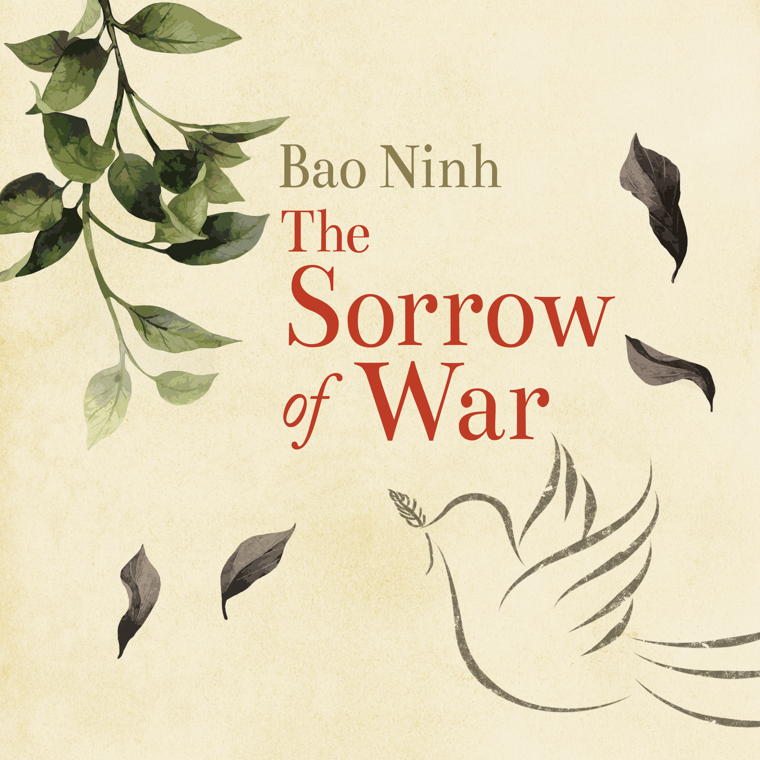 Printable The Sorrow of War Audiobook Cover Art