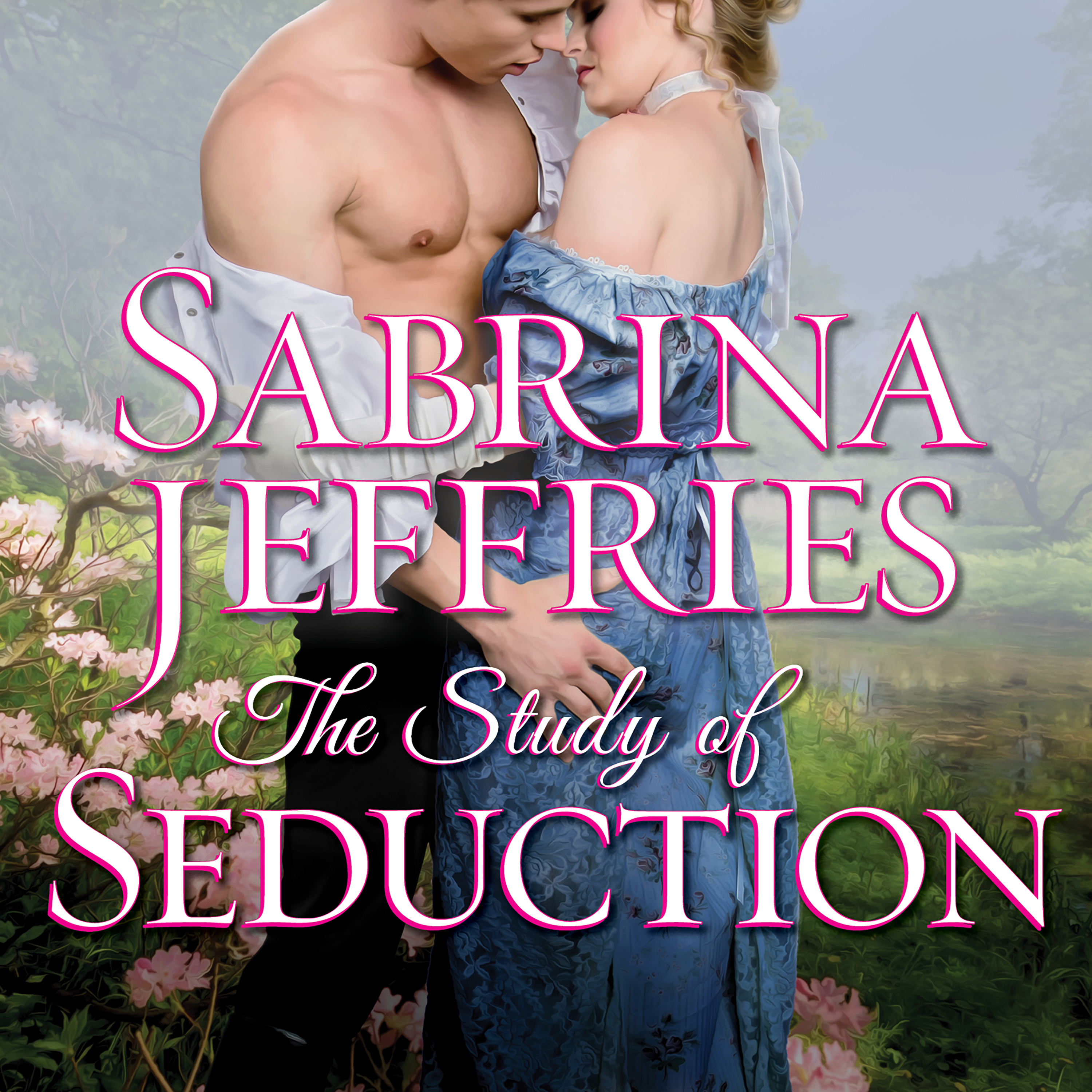Printable The Study of Seduction Audiobook Cover Art