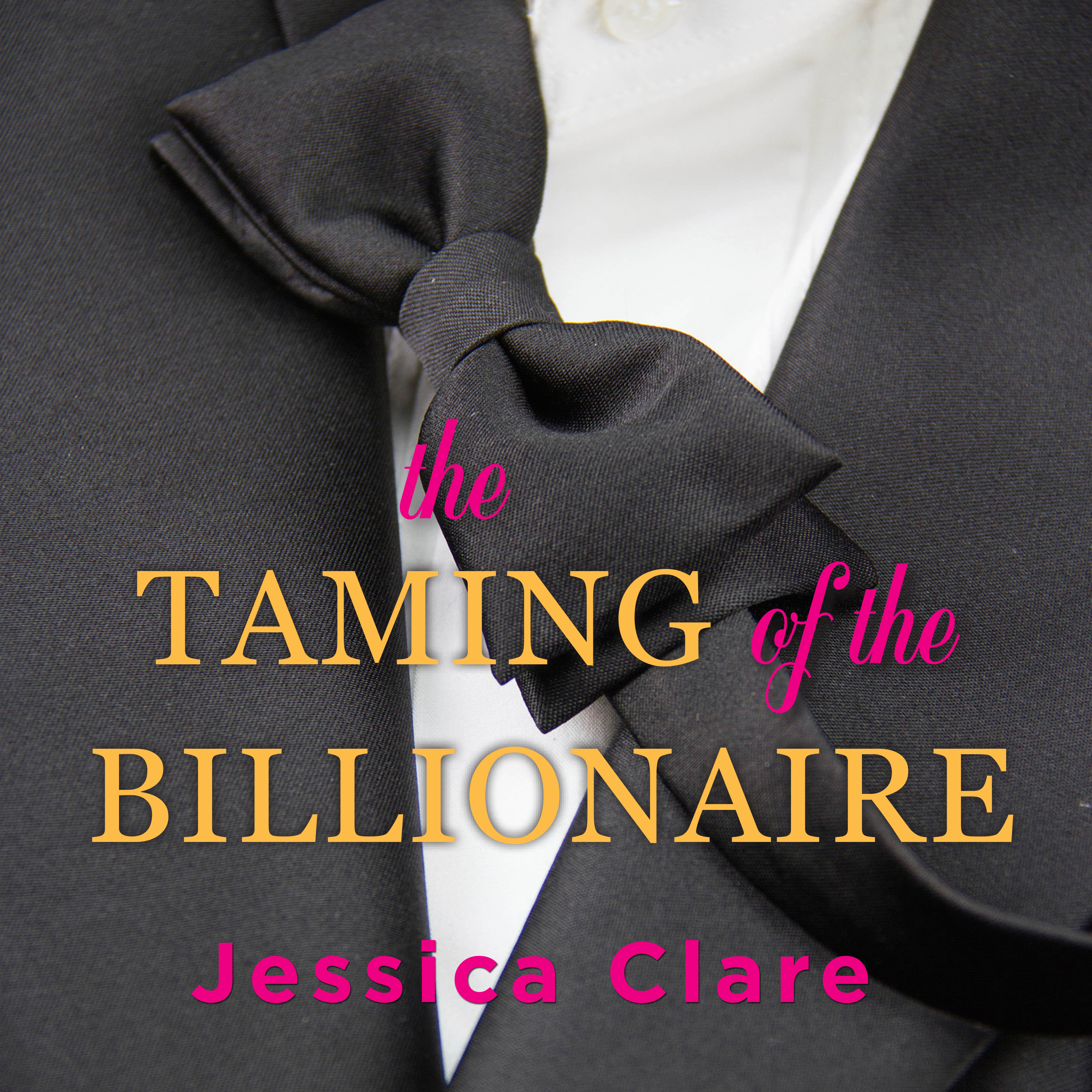 Printable The Taming of the Billionaire Audiobook Cover Art