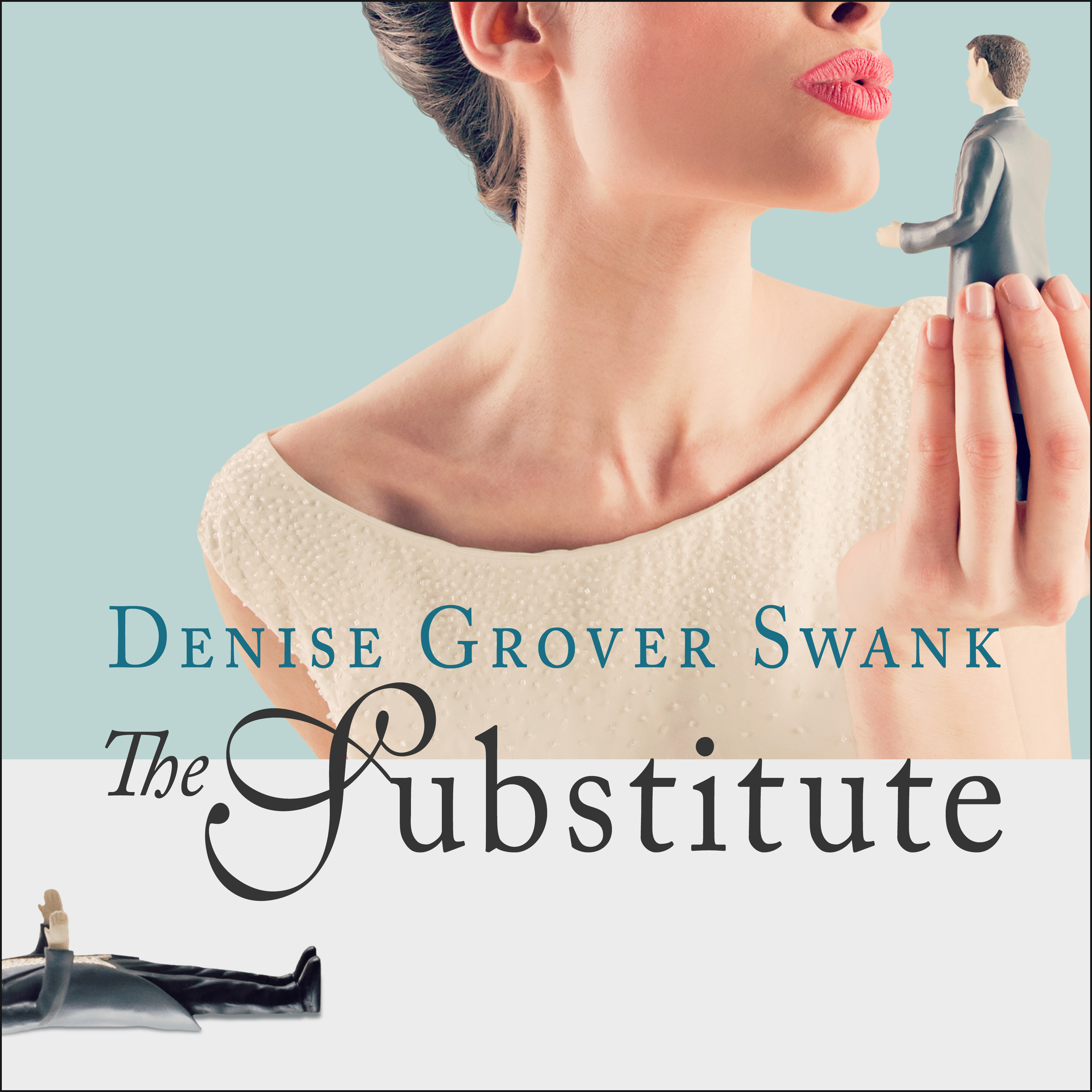 Printable The Substitute Audiobook Cover Art