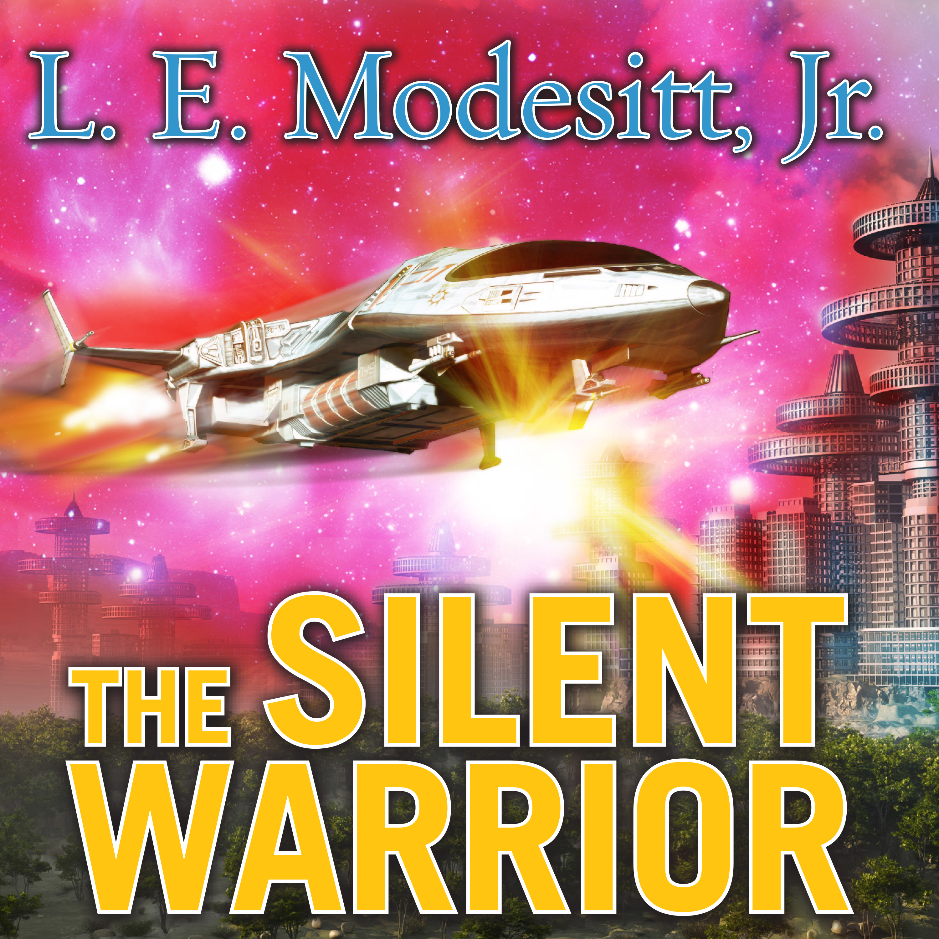 Printable The Silent Warrior Audiobook Cover Art