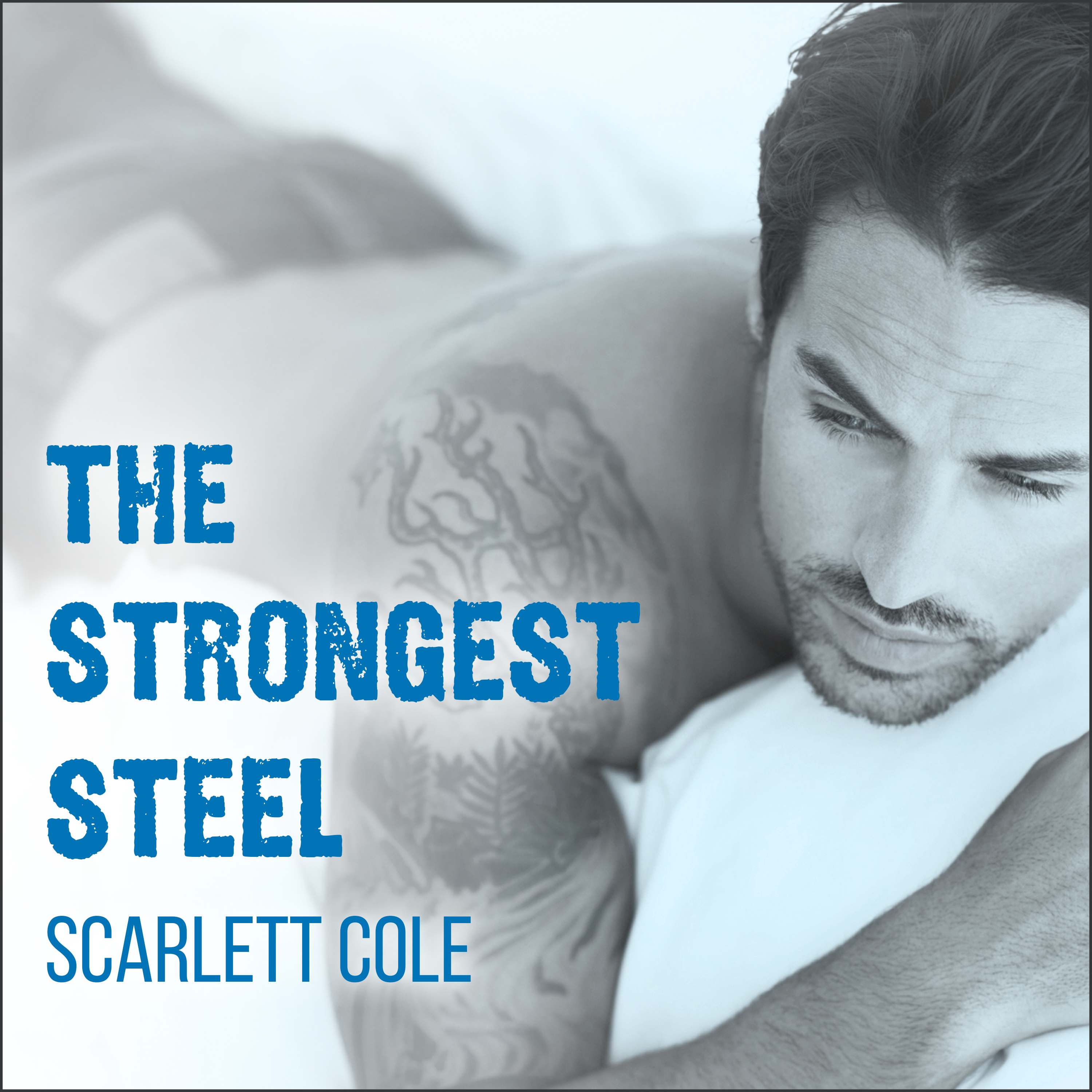 Printable The Strongest Steel Audiobook Cover Art