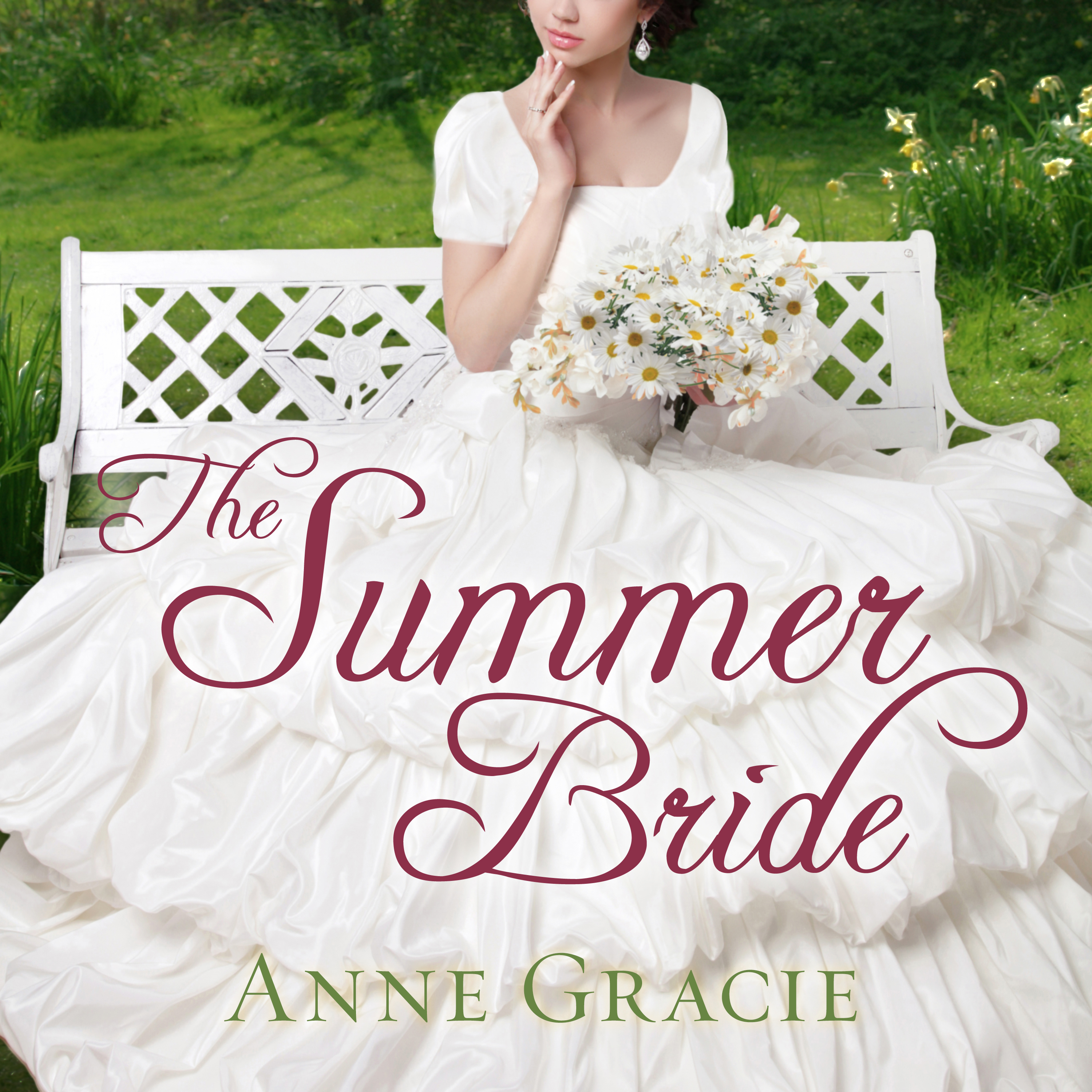 Printable The Summer Bride Audiobook Cover Art