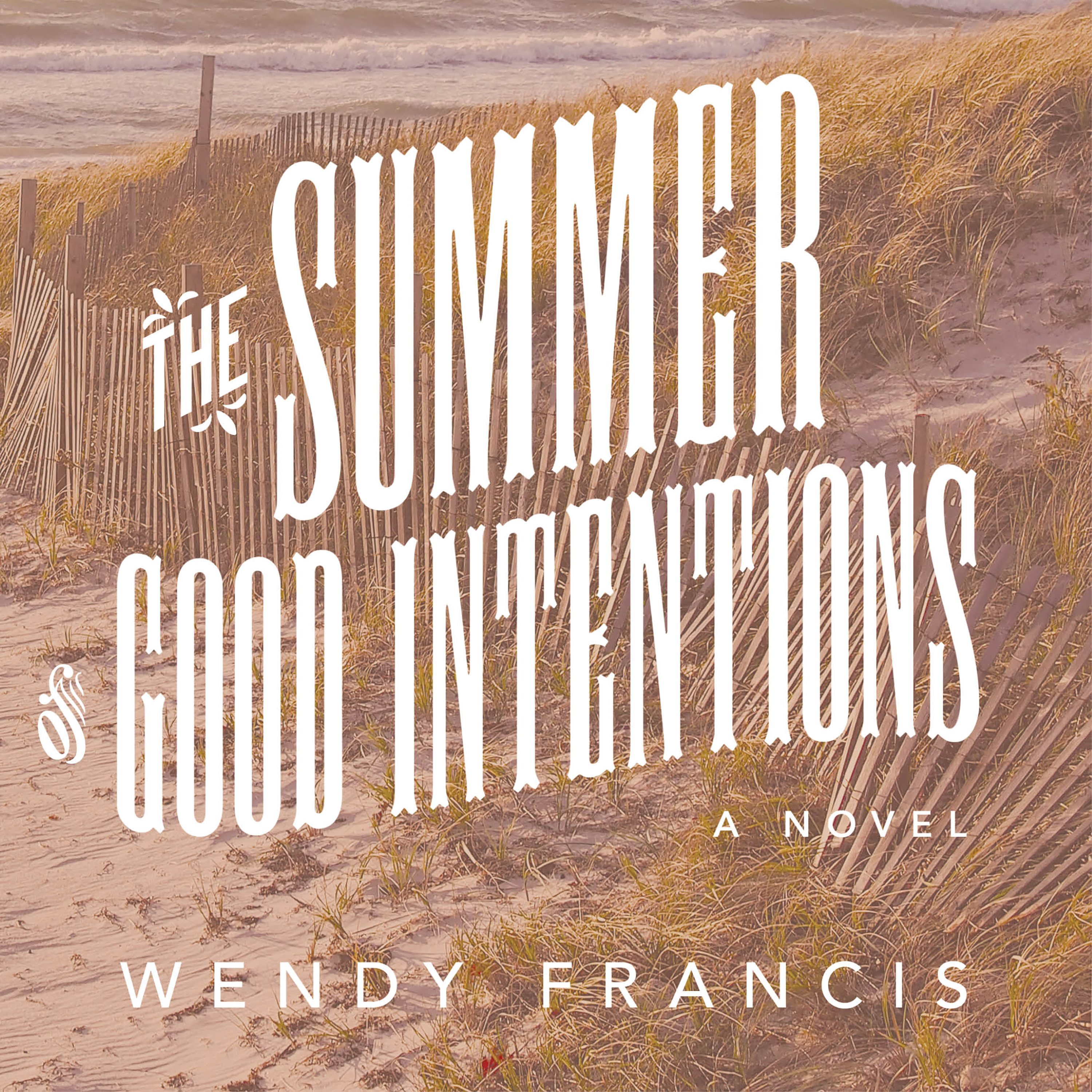 Printable The Summer of Good Intentions Audiobook Cover Art