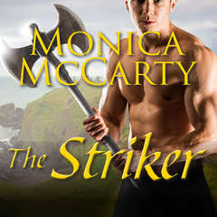 The Striker Audiobook, by Monica McCarty