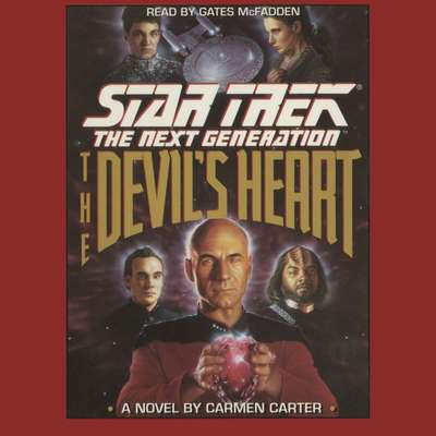 Devils Heart Audiobook, by Carmen Carter