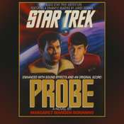 STAR TREK: PROBE Audiobook, by Margaret Wander Bonanno, Margaret Wander Bonnanno