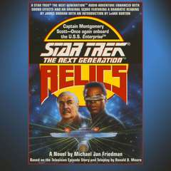 Star Trek the Next Generation: Audiobook, by Michael Jan Friedman