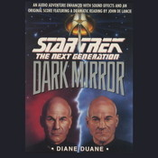 Dark Mirror Audiobook, by Diane Duane