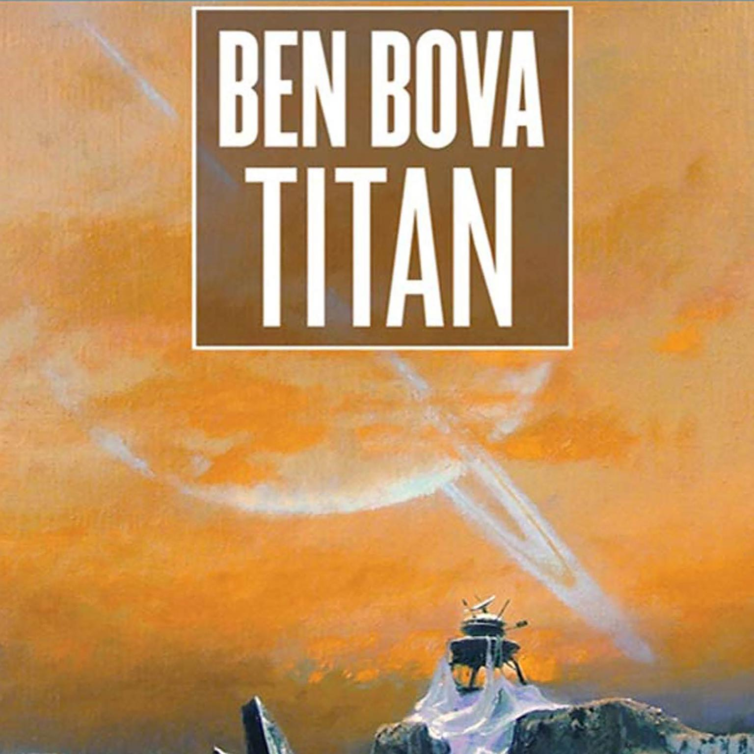 Printable Titan: A Tale of Cataclysmic Discovery Audiobook Cover Art
