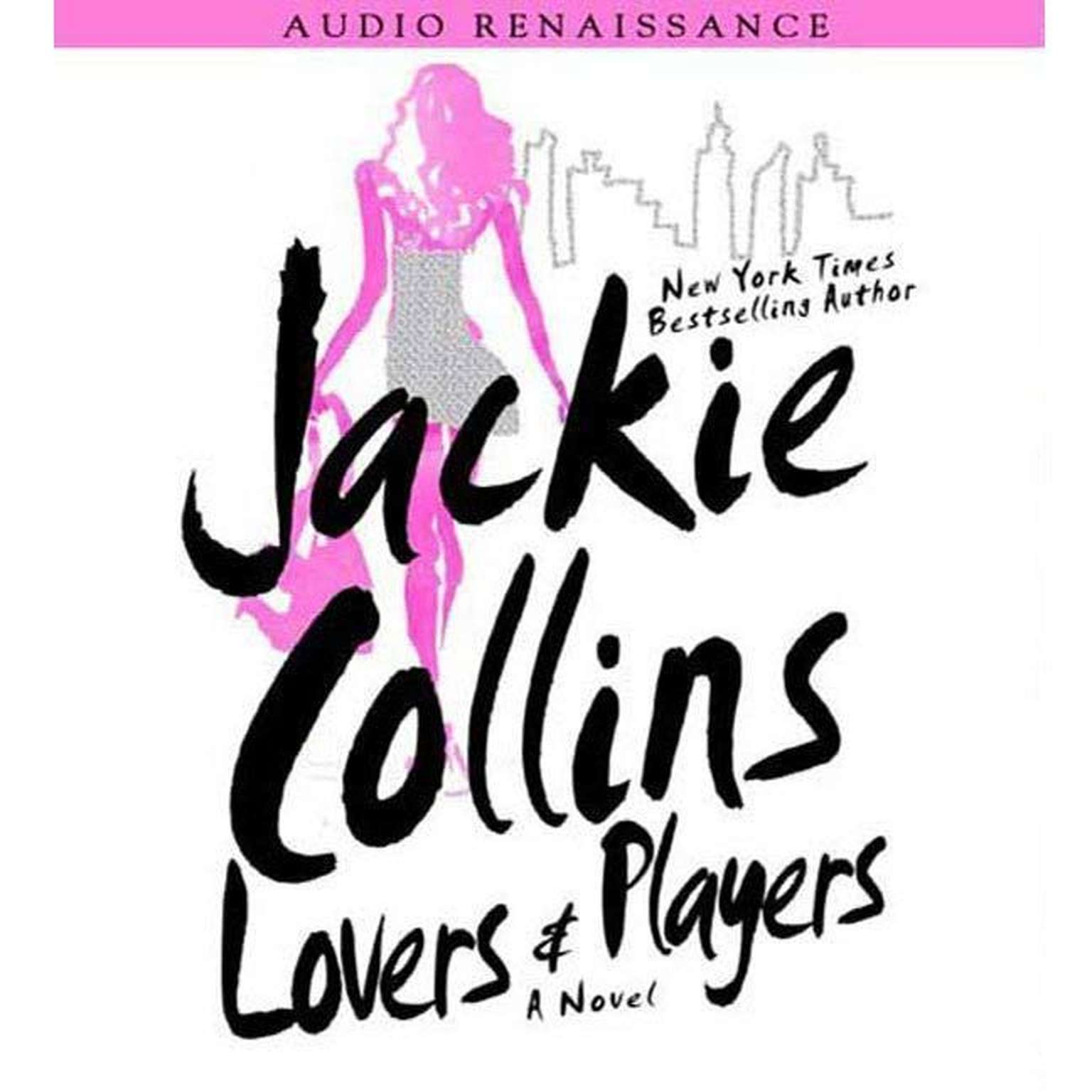 Printable Lovers & Players Audiobook Cover Art