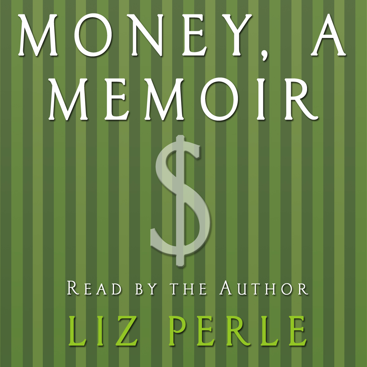 Printable Money, A Memoir: Women, Emotions, and Cash Audiobook Cover Art