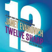 Twelve Sharp Audiobook, by Janet Evanovich
