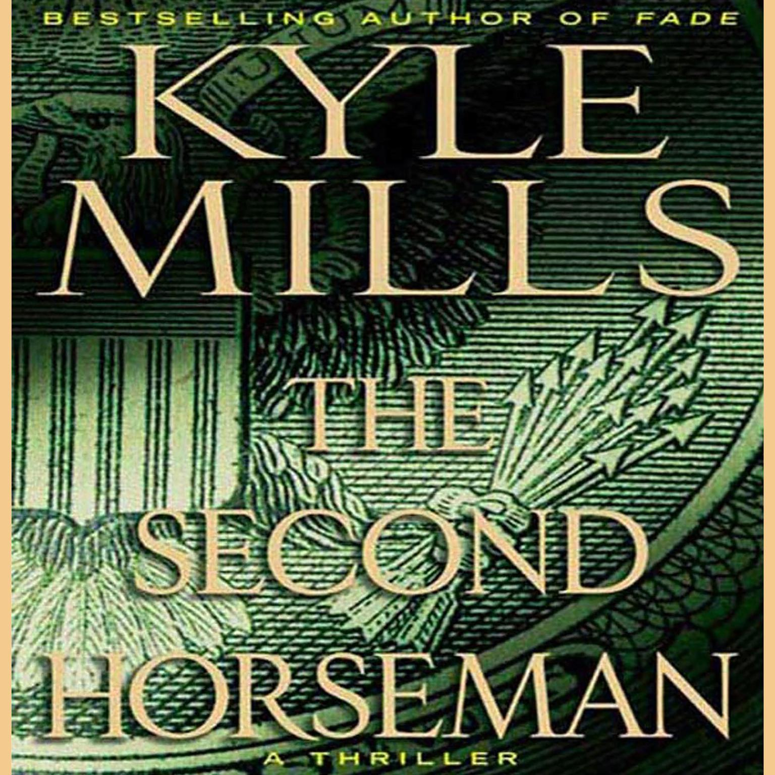 Printable The Second Horseman: A Thriller Audiobook Cover Art