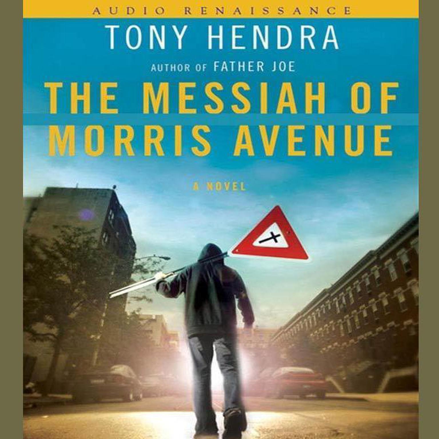 Printable The Messiah of Morris Avenue: A Novel Audiobook Cover Art