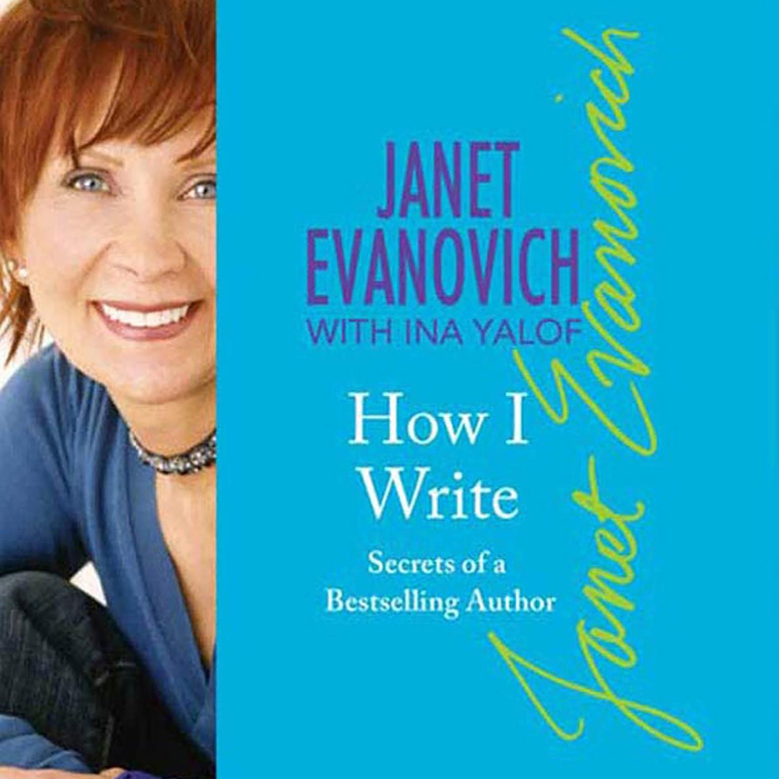 Printable How I Write: Secrets of a Bestselling Author Audiobook Cover Art
