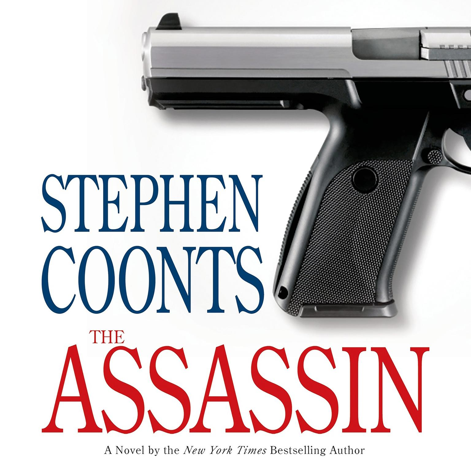 Printable The Assassin: A Tommy Carmellini Novel Audiobook Cover Art