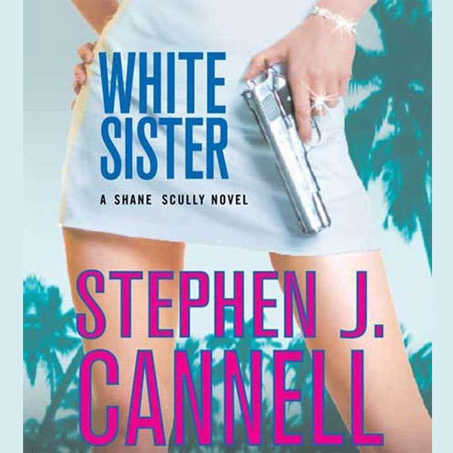 Printable White Sister: A Shane Scully Novel Audiobook Cover Art