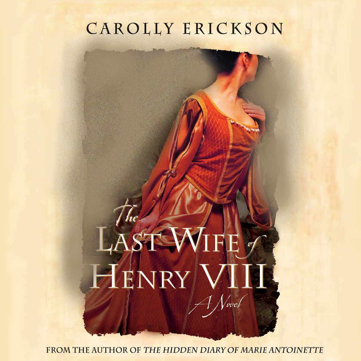 Printable The Last Wife of Henry VIII: A Novel Audiobook Cover Art