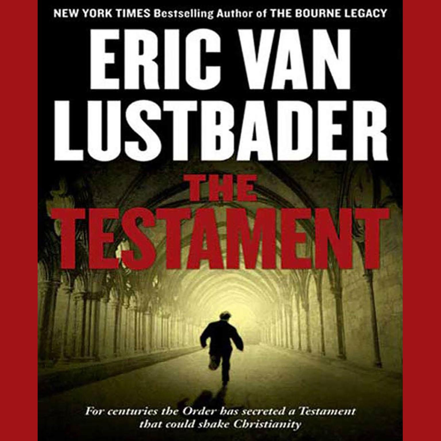Printable The Testament: A Novel Audiobook Cover Art