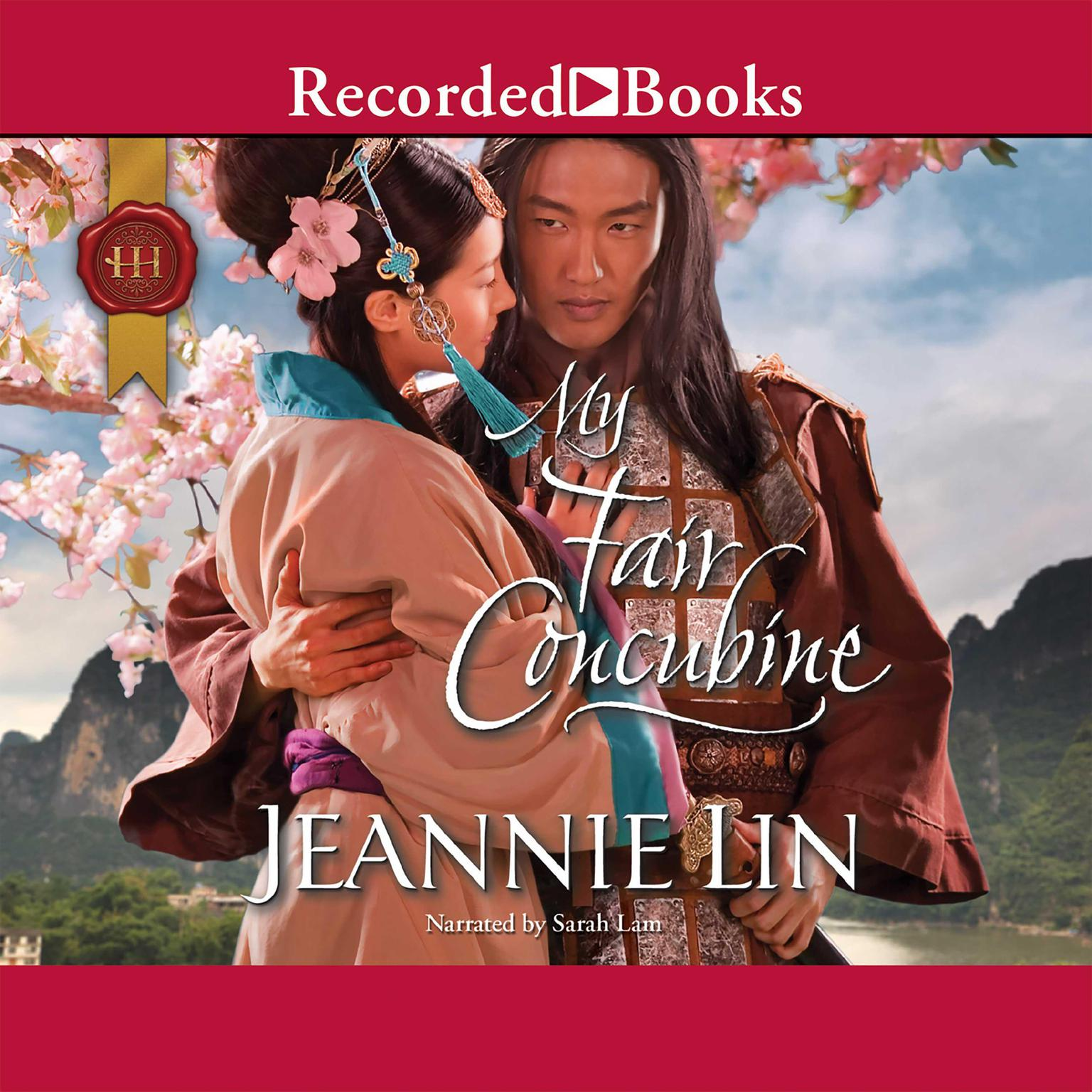 Printable My Fair Concubine Audiobook Cover Art