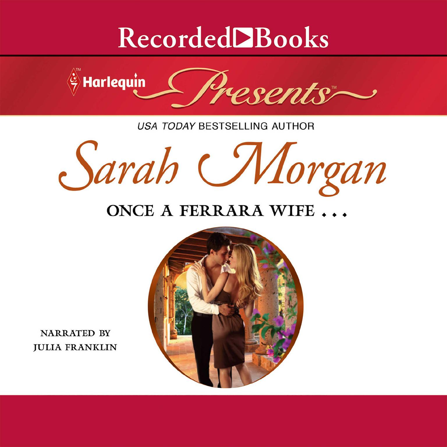 Printable Once a Ferrara Wife … Audiobook Cover Art