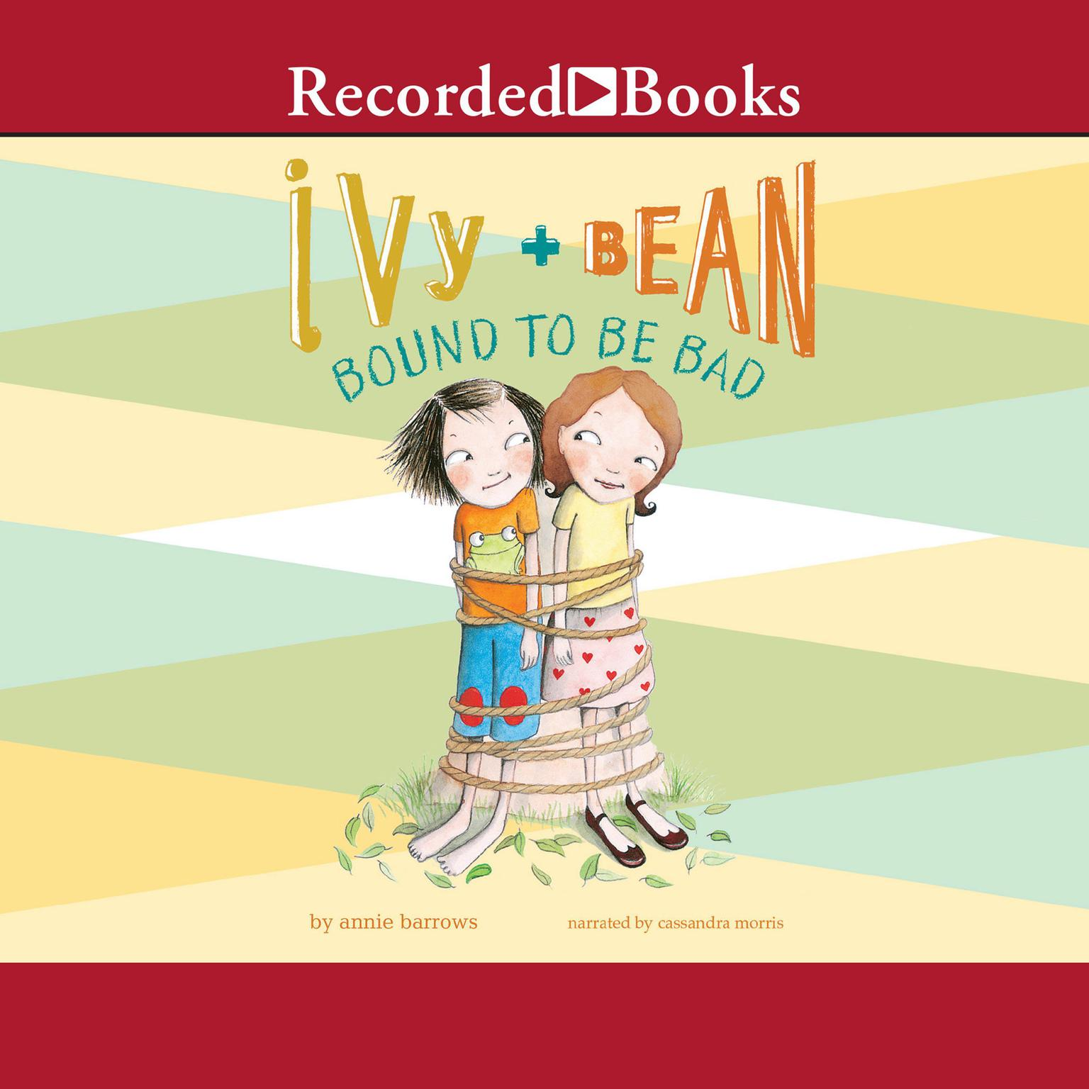 Printable Ivy and Bean Bound to Be Bad Audiobook Cover Art