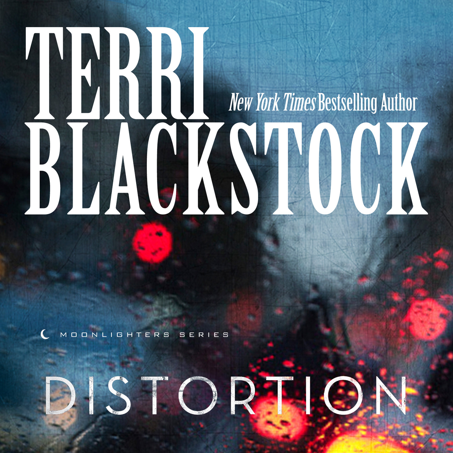 Printable Distortion Audiobook Cover Art