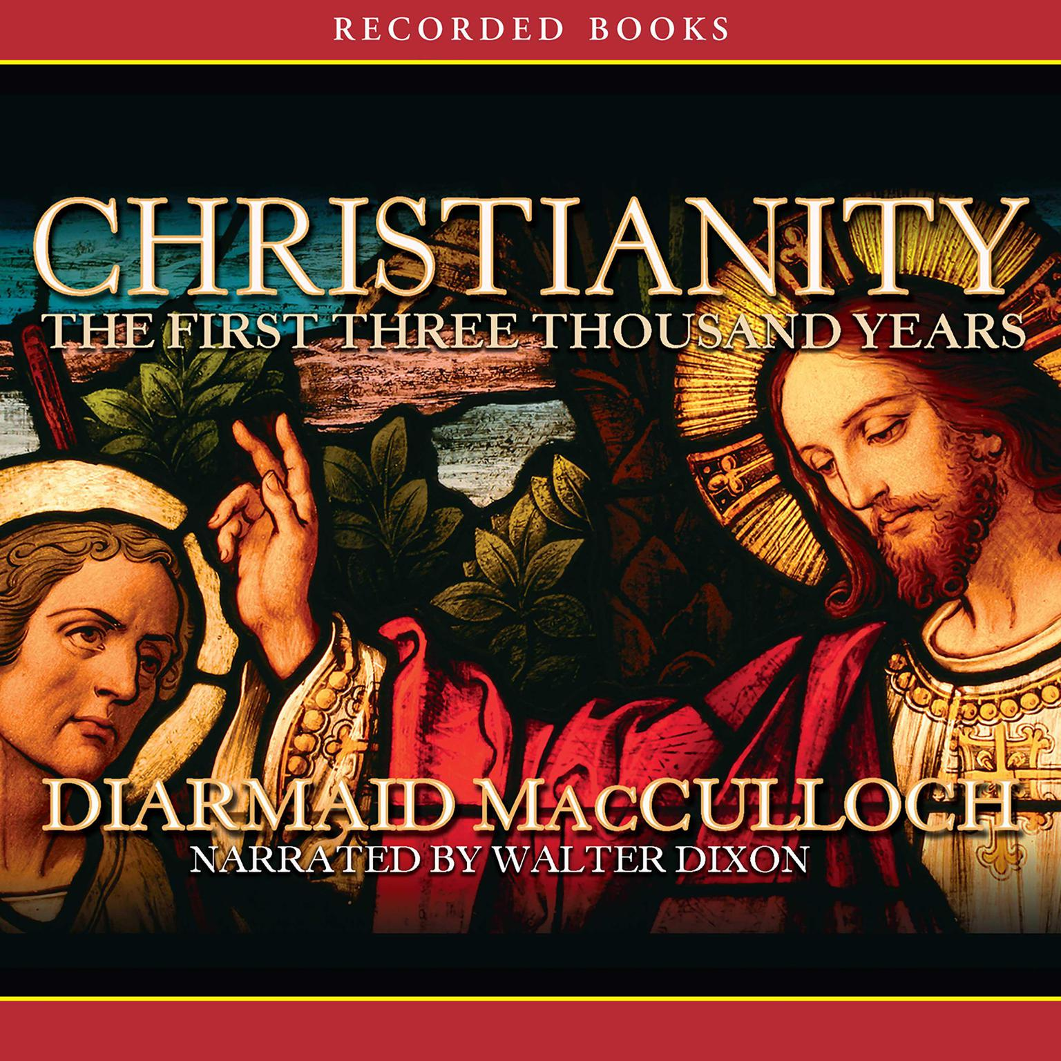 Printable Christianity: The First Three Thousand Years Audiobook Cover Art