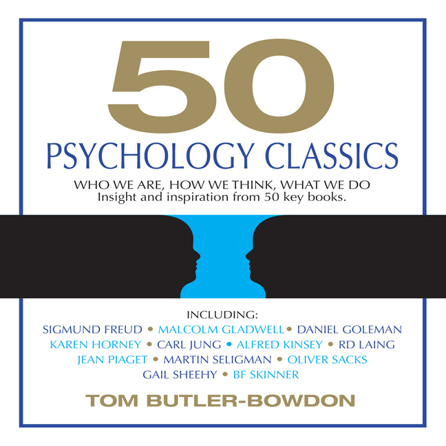 Printable 50 Psychology Classics: Who We Are, How We Think, What We Do Audiobook Cover Art